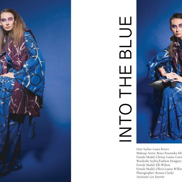 fashion photography by Renata Clarke published in Shuba Magazine
